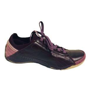 Cushe dark purple  Boutique Delux Sneaker - sz 6